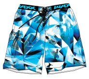 Short de bain waxx surf short magic - Vente en ligne de boxer, string, tanga, shorty, lingerie originale Snatch, Waxx,Chiky underwear