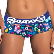 shorty peace and love waxx underwear - Vente en ligne de boxer, string, tanga, shorty, lingerie originale Snatch, Waxx,Chiky underwear