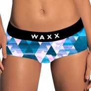shorty illusion waxx underwear - Vente en ligne de boxer, string, tanga, shorty, lingerie originale Snatch, Waxx,Chiky underwear