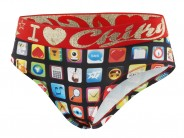 Shorty chiky phone - Vente en ligne de boxer, string, tanga, shorty, lingerie originale Snatch, Waxx,Chiky underwear